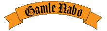 Gamle Nabo Logo